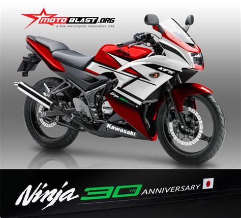 Yamaha Mio Gt125 Fi Th 2014 modif striping kawasaki 150r edisi 30th