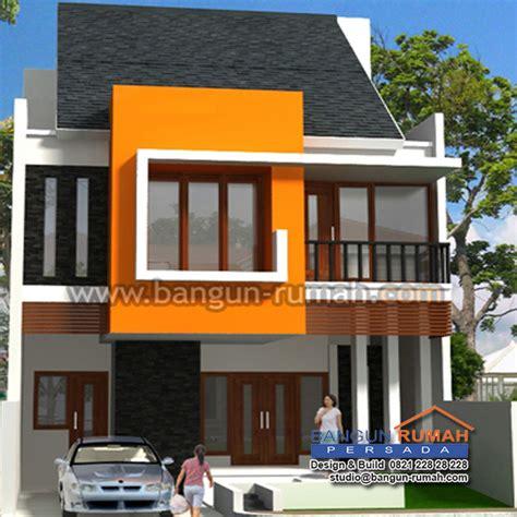 desain rumah 2 lantai ukuran tanah 8 x 13 m2 studio review ebooks
