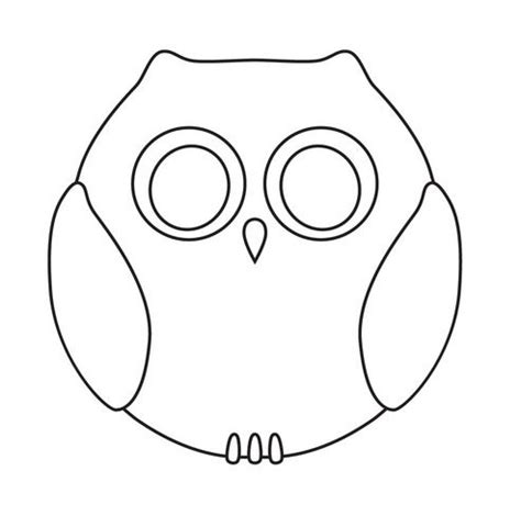 owl head printable 65 best cut out templates images on pinterest appliques