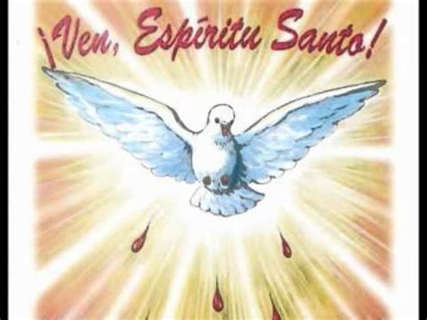 hay una unciÓn aquÍ (canto al espiritu santo) youtube