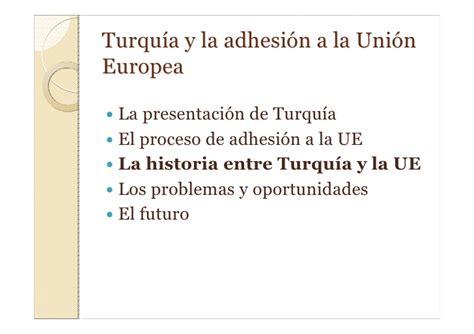 Post Mba Questions by La Turqu 237 A Y La Adhe 20 F0 B0