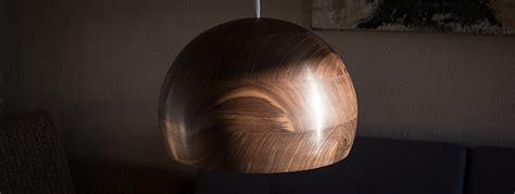 Esstischleuchte Holz by Auftrag Leuchte Walnu 223 Manufaktur F 252 R Holz Und Licht