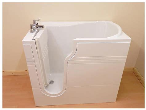 sit down bathtubs eris lh mini sit down walk in spa bath 1060mm