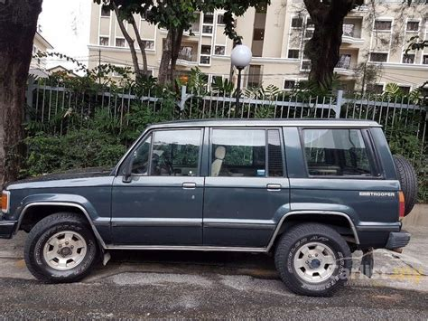 how to work on cars 1992 isuzu trooper free book repair manuals isuzu trooper 1992 2 6 in kuala lumpur manual suv blue for rm 7 000 3565583 carlist my