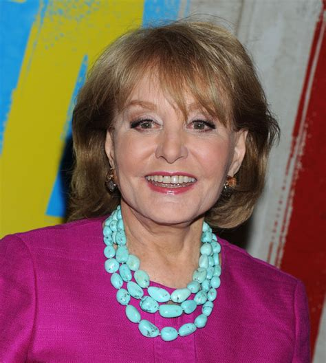 Barbara Walters Has A New by Barbara Walters Pictures Quot Evita Quot Opening New