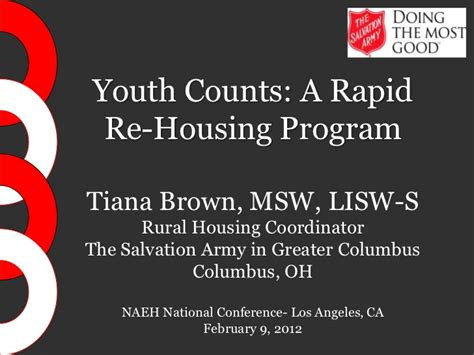 rapid re housing 2 5 rapid re housing for unaccompanied youth an effective housing so