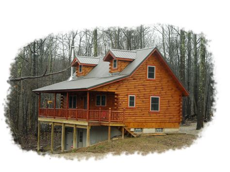 What Is The Cabin by Supreme Series Log Cabin Pricing Options Salem