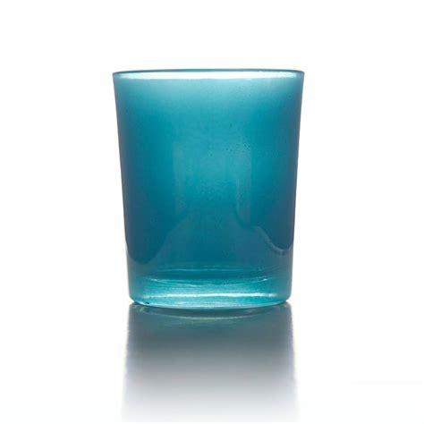 teelichter glas teelichtglas t 252 rkis teelichthalter glas f 252 r teelichter