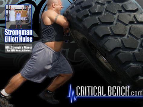 elliott hulse bench press max writer elliott hulse strongman competitor strength coach