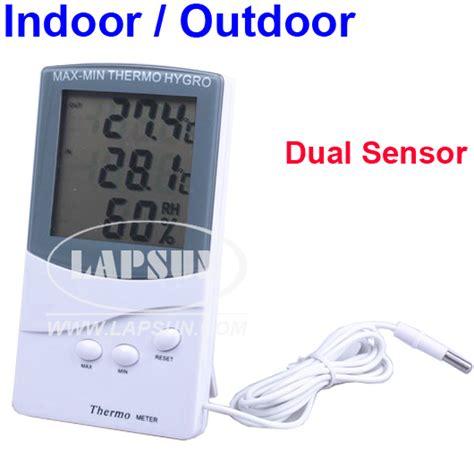 Diskon Beurer Hm 16 Thermo Hygrometer Digital indoor outdoor digital thermometer hygrometer ls hm662