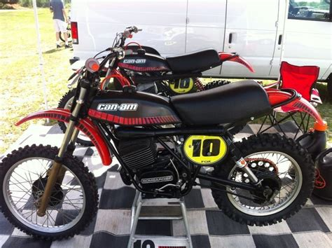 motocross bikes for sale in kent 1977 can am mx3 125 250 build moto