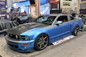 Rc Drift Car Interior Tmi Products 2005 Ford Mustang Sema 2013 Muscle Cars Zone
