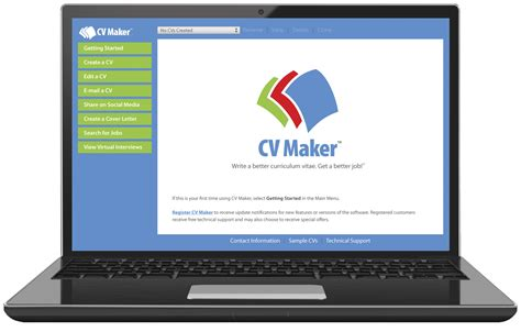 online program maker cv maker for windows individual software