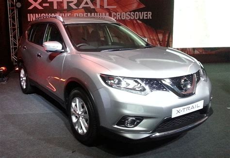 Karpet Lumpur Nissan X Trail nissan x trail introduced carsifu