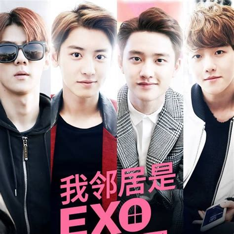 exo next door akan dibuat film exo next door tutup episode dengan rekor fantastis