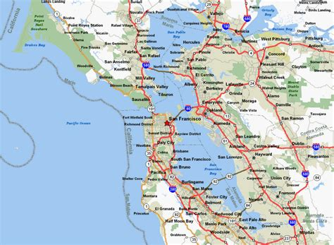map of san francisco san jose area quickbooks proadvisor in san francisco oakland san jose ca