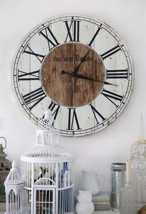 best 25 pallet clock ideas on wall clock project wall clocks inspiration and diy clock