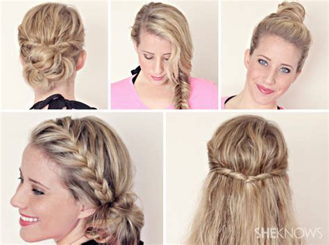 hairstyles when hair is wet hairstyle tutorials for wet hair