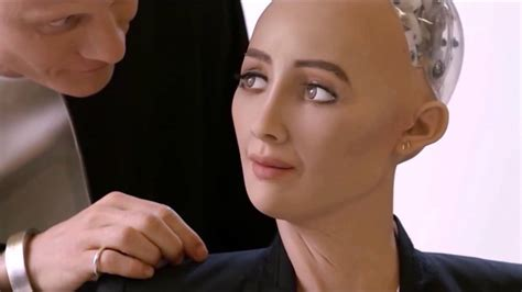 robot hong kong film 10 spine chilling facts about sophia robot who once said