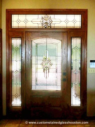 Glass Doors Houston Houston Stained Glass Window Gallery Custom Stained Glass Houston