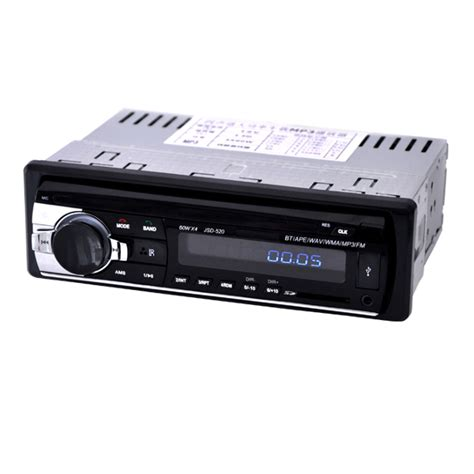 Car Radios With Usb Port by 12v Bluetooth Car Stereo Fm Radio Mp3 With Usb Sd Mmc Port