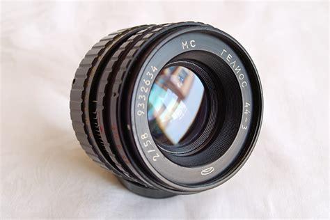 Helios Top Handle M Tanggo complete list of helios lenses getting closer