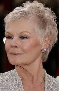 how to cut judi dench hair judi dench hairstyle