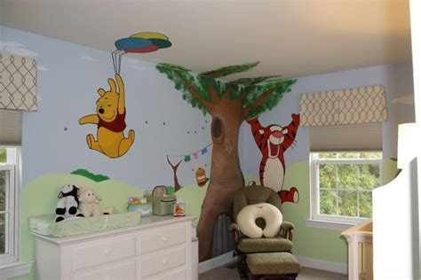 Winnie the pooh nursery project nursery