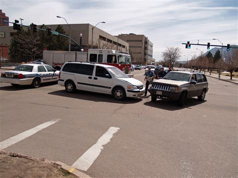 File:Car Accident in Colorado Springs by David Shankbone