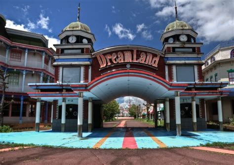 dreamland theme nara dreamland abandoned theme park in japan 52 pics