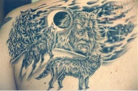 biomechanical wolf tattoo wolf tattoo images designs