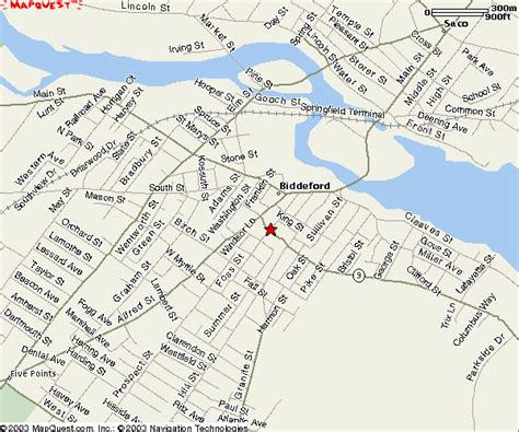 map of biddeford maine visit the office of j russo esq