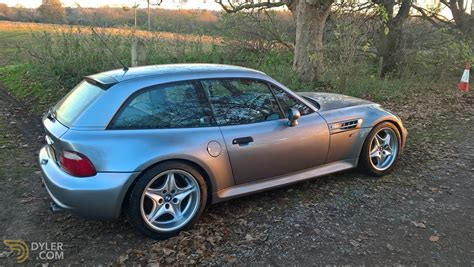 Bmw M Coupe For Sale by 2000 Bmw Z3 M Coupe For Sale 1199 Dyler