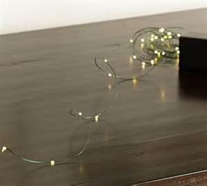 mini led string lights contemporary home decor by pottery barn