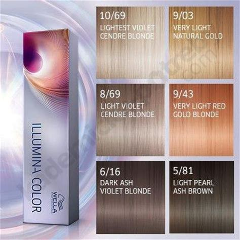 wella illumina color chart hair colour wella illumina color kadernicke potreby