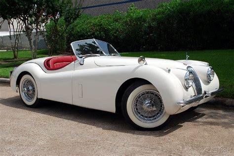 for sale jaguar 1954 jaguar xk 120 se roadster for sale