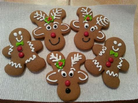 Decorating Gingerbread by Gingerbread Decorations Recipe