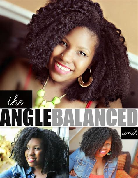 angle and balanced haircut natural hair 2015 17 best images about hair of all sorts on pinterest