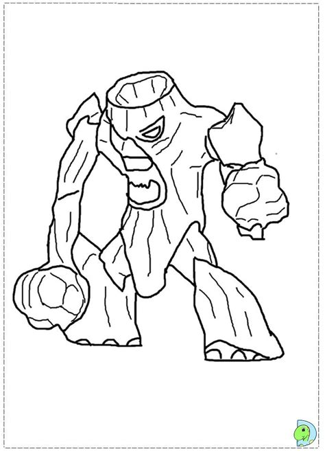 Collection of Gormit Free Coloring Pages | Gormiti C17 Disegni Da ...