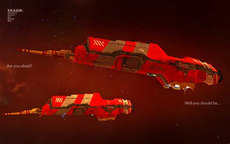 Homeworld Design And Build Missile Battlecruiser Image R E A R M The Unofficial