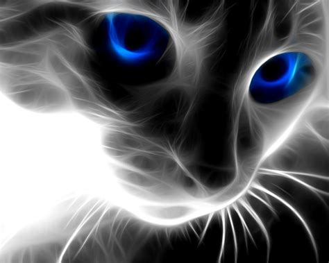 3d Cat 3d cat wallpapers 1280x1024 195473