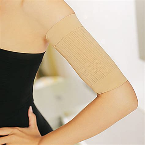 Arm Compression Detox Slimming Sleeves by 1pair Thin Forearms Shaper Burn Belt Compression