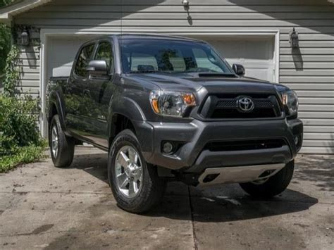2014 Toyota Tacoma Trd Sport Purchase Used 2014 Toyota Tacoma Trd Sport In Bronx New