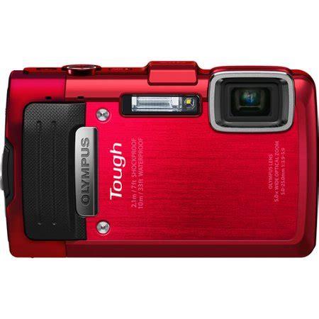 olympus red tg 830 16 megapixels 5x optical zoom digital