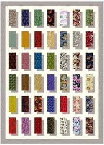patchwork quilt pattern layer cake quarter
