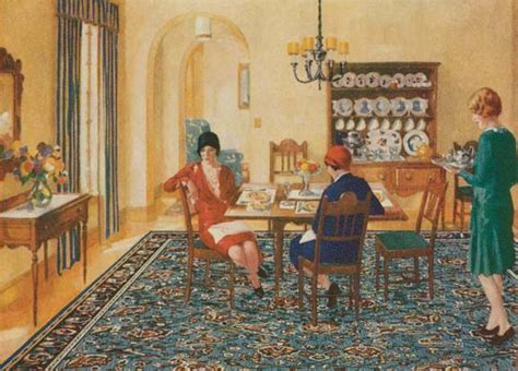 History of Linoleum Rugs   Restoration & Design for the
