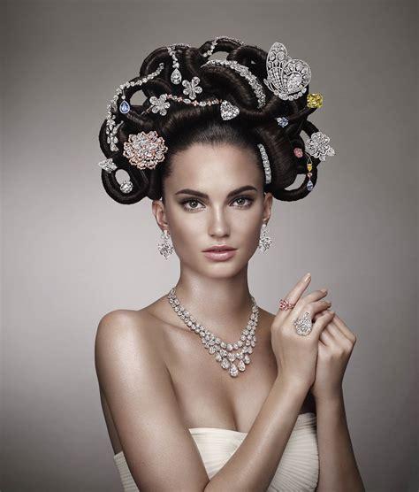 hairstyles with hair jewelry graff recreates hair jewel with half billion dollar