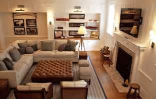 Family Room Furniture by House Envy Furniture Layout Big Or Small Space You Ve