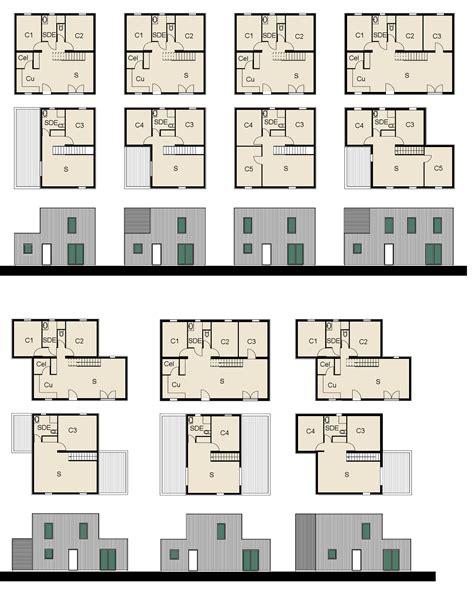Maison En Bois Modulable by Plan Fa 231 Ade Maison Ossature Bois Maison En Bois Moderne Et