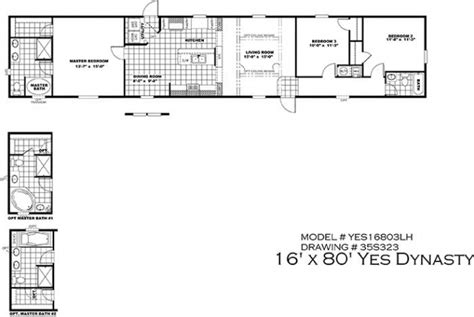 18 x 80 mobile home floor plans the best of 18 x 80 mobile home floor plans new home plans design